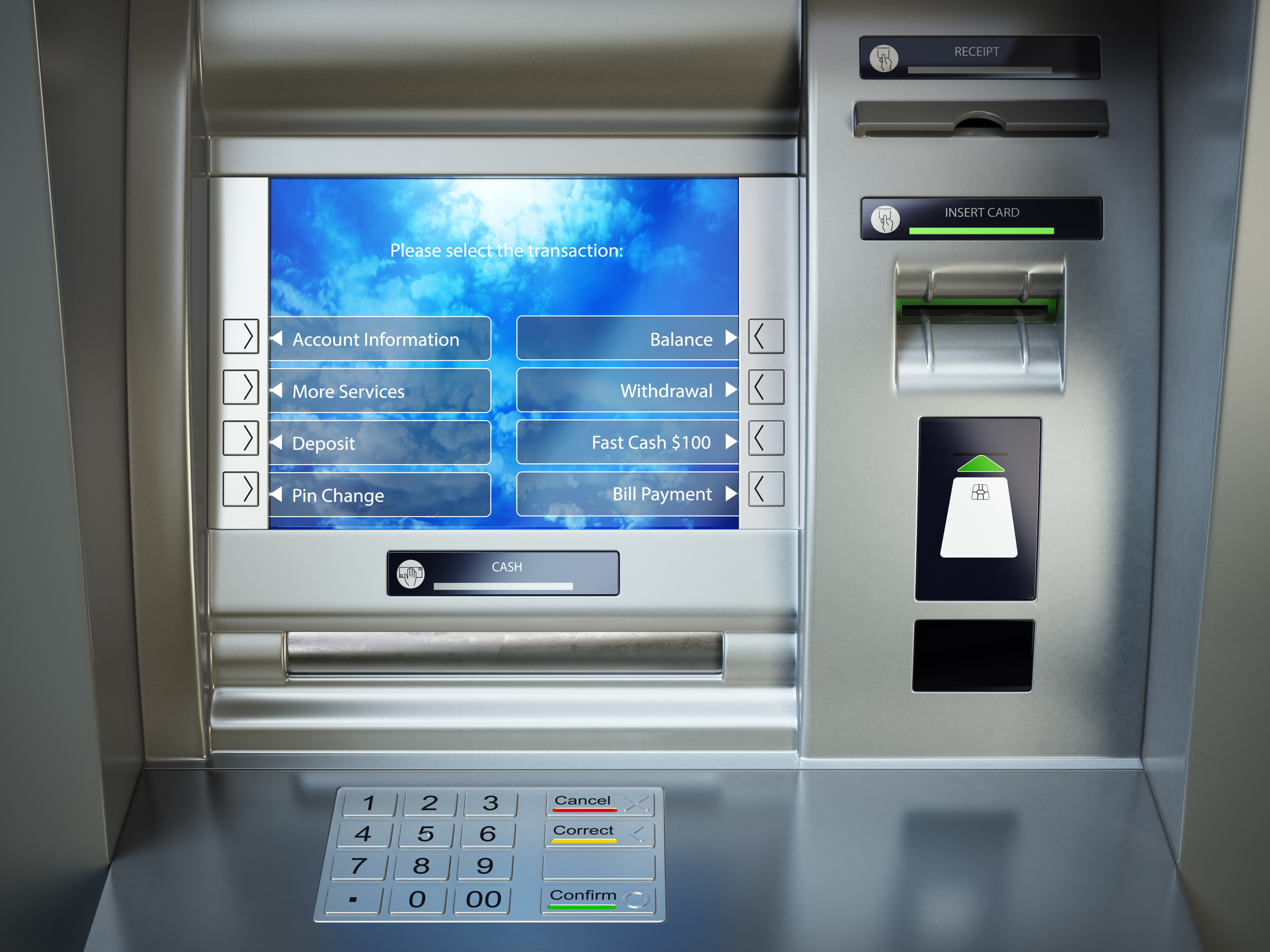 Image-Based Testing for ATMs and New Device Categories